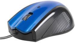 Mouse TRACER Dazzer Blue USB Datora pele