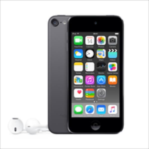 Apple iPod touch 32GB - Space Grey retail MP3 atskaņotājs