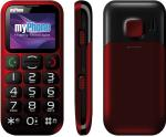 MyPhone 1045 red Mobilais Telefons