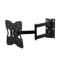 Gembird TV wall mount (17''-32'') tilt & rotate, up to 20 kg TV aksesuāri