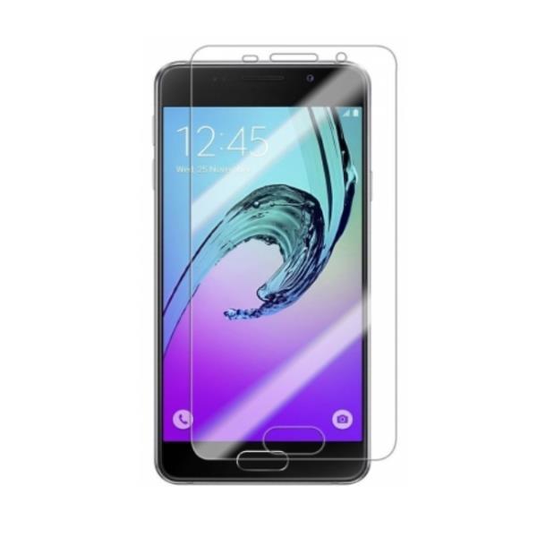 Bluestar Samsung A310F Galaxy A3 ekrāna aizsargplēve Glancēta aizsargplēve ekrānam mobilajiem telefoniem