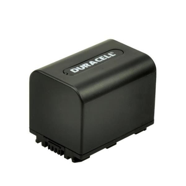 Duracell Premium Analogs Sony NP-FH60 Akumulātors video kamerām HXR-MC1 Li-Ion 7.4V 1640mAh
