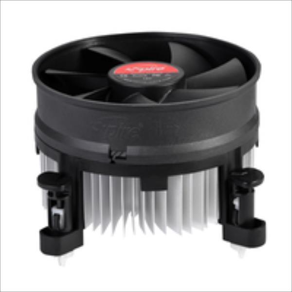 Spire Voyager, LGA775, LGA1156, LGA1155, LGA1150 dzesētājs, ventilators
