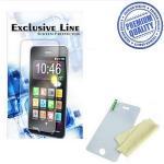 ExLine Samsung J100H Galaxy J1 ekrāna aizsargplēve Glancēta aksesuārs mobilajiem telefoniem