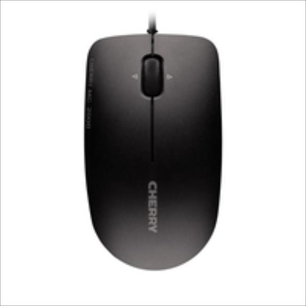 Cherry JM-0600-2 MC 2000 Corded Mouse Black Datora pele