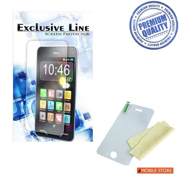 ExLine LG K5 X220 ekrāna aizsargplēve Glancēta aizsargplēve ekrānam mobilajiem telefoniem
