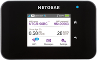 Netgear AirCard 810S Router 3G/4G LTE ULTRA 802.11ac, Mobile HOT Spot (AC810S) WiFi Rūteris