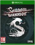 Microsoft XOne Shadow Warrior spēle