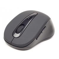 Gembird Bluetooth optical mouse 1600 DPI, black Datora pele