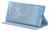 Sony SCSG20 Style Cover Blue Xperia XZ maciņš, apvalks mobilajam telefonam