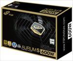 FSP AURUM S 600W 90+ (80PLUS GOLD)/ ATX v2.31/ EPS v2.92/ Si Barošanas bloks, PSU