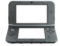 Nintendo New 3DS XL metallic black spēļu konsole