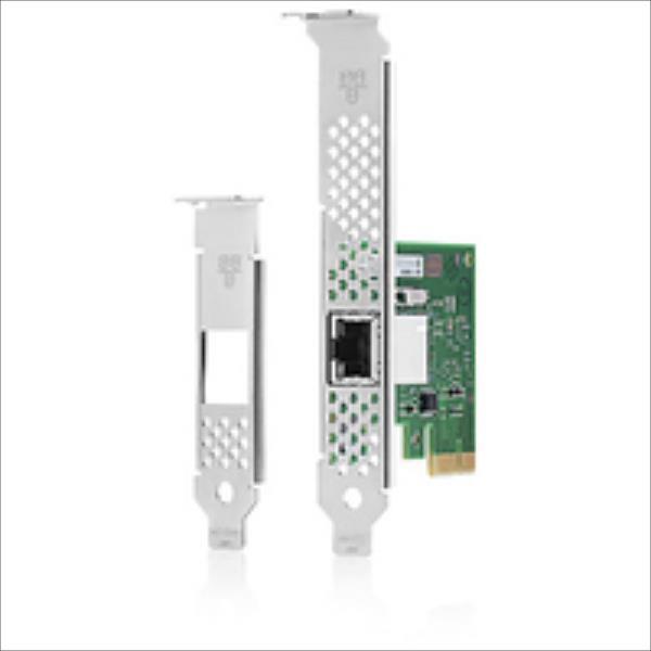 HP Intel I210-T1 Gigabit Ethernet x1 E0X95AA tīkla karte