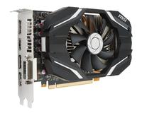 MSI GTX 1060 6G OC GeForce GTX 1060 6GB GDDR5 Grafikkarte (GTX 1060 6G OC) video karte