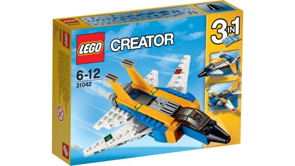 LEGO Creator Super Soare 31042 LEGO konstruktors