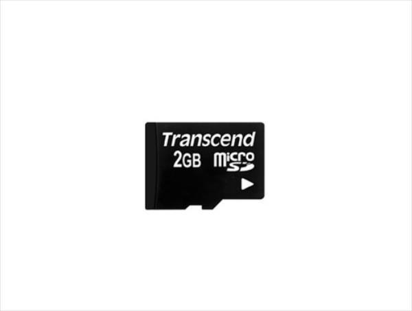 Transcend microSD 2GB atmiņas karte
