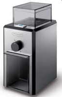 Delonghi KG89 Stainless steel, 120 g, 12 pc(s), 110 W W Kafijas dzirnaviņas