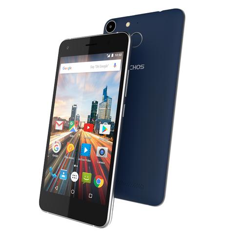 Archos Helium 4G 50f 32GB 4G Zils Mobilais Telefons