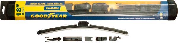 Goodyear GY-VB-8108 Wiper, 650mm auto kopšanai
