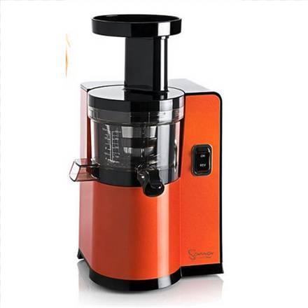 Sana EUJ-808O Type Slow juicer, Orange, 150 W, Number of speeds 1, 43 RPM Sulu spiede