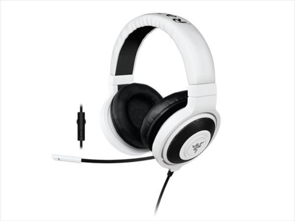 Razer Kraken Pro 2015 - Analog Gaming Headset - FRML (White) austiņas