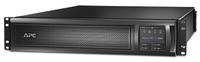 APC Smart-UPS X 3000VA Rack/Tower LCD 20 nepārtrauktas barošanas avots UPS