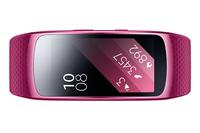 Samsung Gear Fit 2 SmartWatch Large Pink sporta pulkstenis, pulsometrs