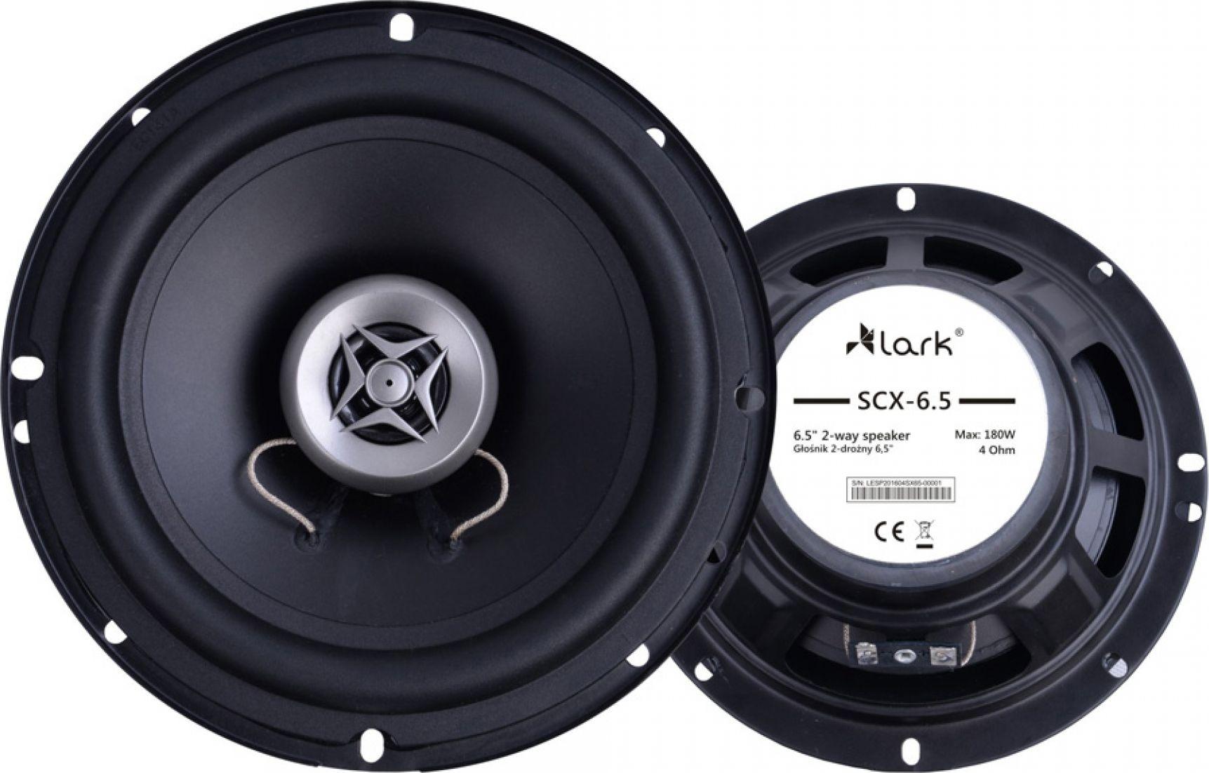 Lark SCX-6.5 auto skaļruņi