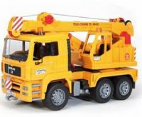 Bruder MAN Crane Truck (02754) Rotaļu auto un modeļi