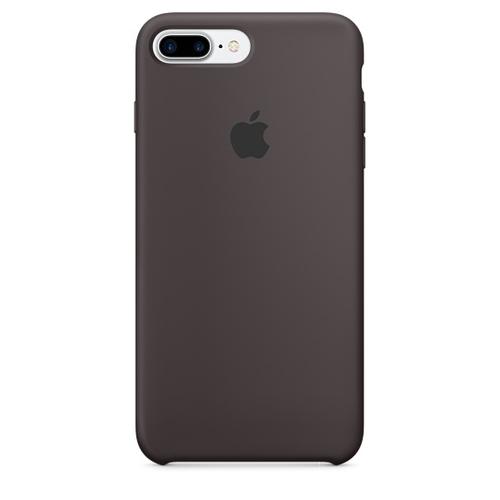 Apple iPhone 7 Plus Silicone Case Cocoa maciņš, apvalks mobilajam telefonam