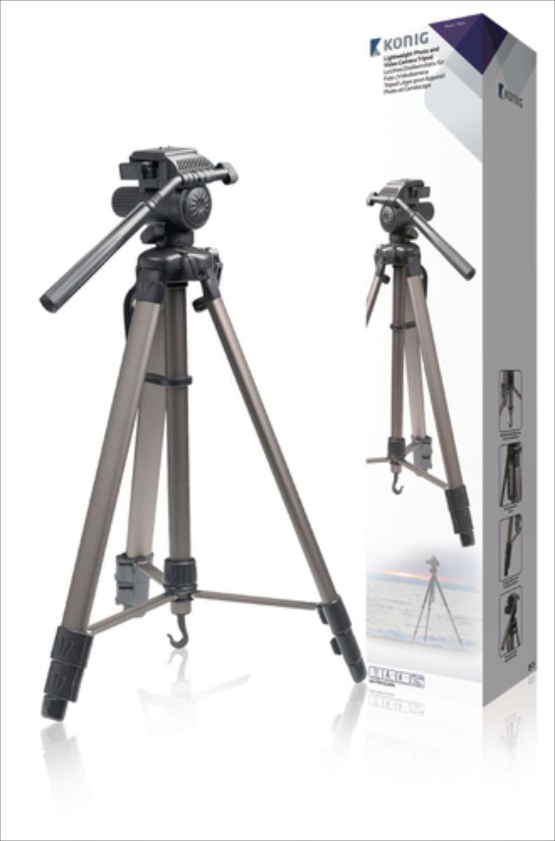 Konig lightweight photo and video tripod statīvs