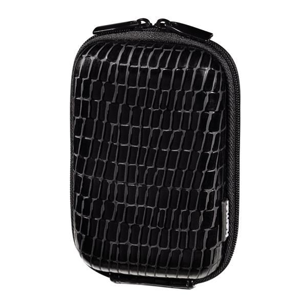 Hama Hardcase Croco 60H Black soma foto, video aksesuāriem