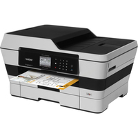 Brother MFC-J6720DW Tintenstrahl-Multifunktionsgerat (A3, 4-in-1, Drucker, Kopierer, Scanner, Fax, WLAN, iPrint&Scan) printeris
