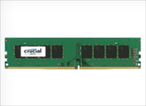Crucial DDR4 16GB 2133MHz CL15 Unbuffered DIMM operatīvā atmiņa