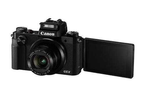Canon PowerShot G5X Digitālā kamera