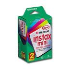 Fujifilm Instax Mini Glossy (10x2) Instant Film foto papīrs