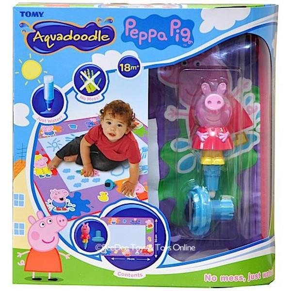 Tomy Aquadoodle Peppa Pig - T72034 bērnu rotaļlieta