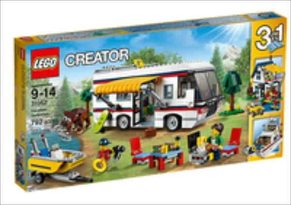 LEGO Vacation Getaways V29  31052 LEGO konstruktors