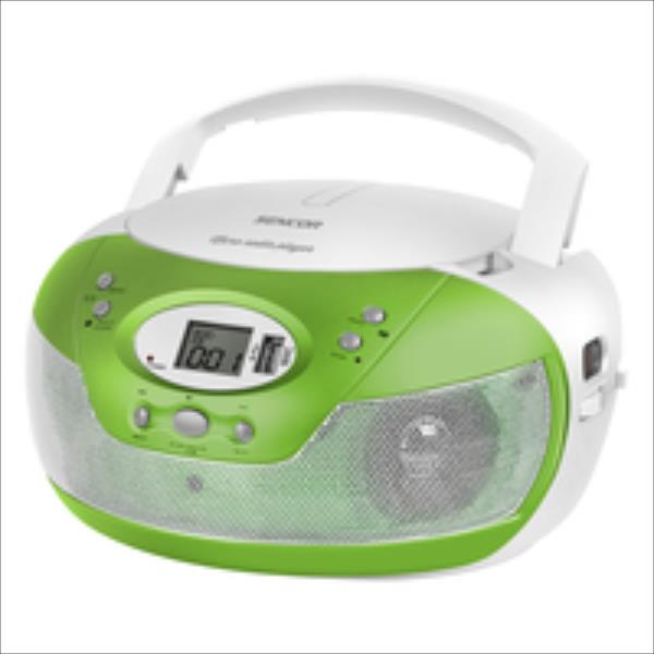 SENCOR SPT 229GN    Radio/CD/MP3/USB magnetola