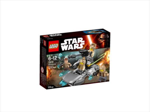 LEGO Resistance Trooper Battle Pack  75131 LEGO konstruktors