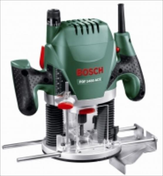Bosch POF 1400 ACE with BOX frēzes