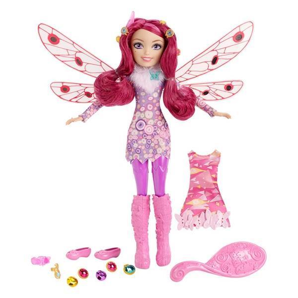 Mattel MAM Fashionable Mia with accessories bērnu rotaļlieta