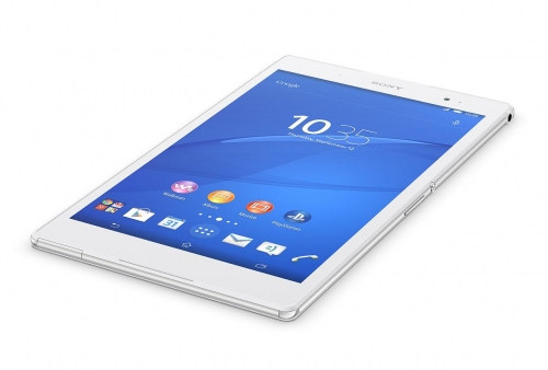 Sony SGP612 Xperia Tablet Compact Z3 8.0LCD/2.5GHz QUAD-CORE/32GB/3GB/WI-FI/ANDROID4.4/WHITE Planšetdators