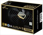 FSP AURUM S 700W 90+ (80PLUS GOLD)/ ATX v2.31/ EPS v2.92/ Si Barošanas bloks, PSU