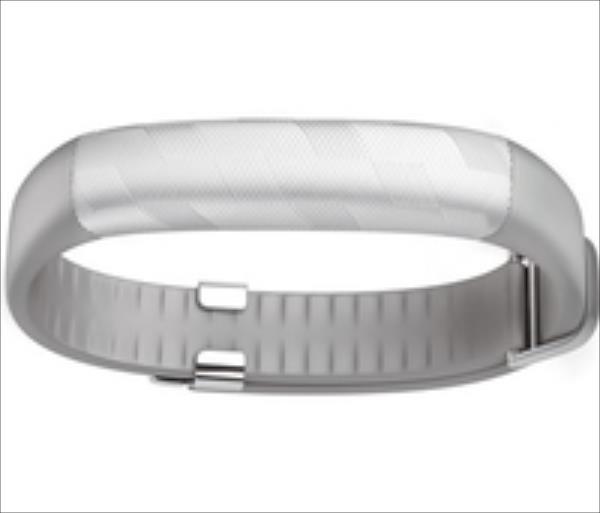 Jawbone Smartband UP2 Bluetooth JL03-0101CFI-EU1 Silver Viedais pulkstenis