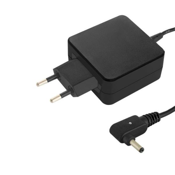 Qoltec Ultrabook Power Supply for Asus 45W | 19V | 2.37 A | 4.0x1.35 portatīvo datoru lādētājs