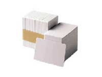 Zebra Plastic Cards 0,76mm (30 mil) PVC Composite, Magnetic stripe 35-104524-103