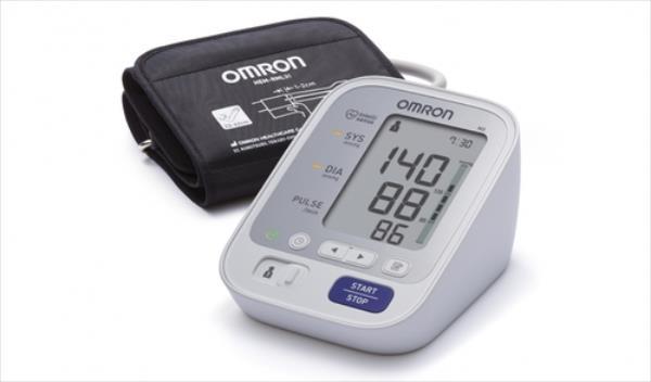 Omron  M3 + AC-Adapter asinsspiediena mērītājs