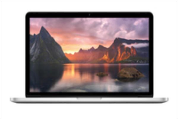 Apple MacBook Pro 13 Retina MF839D/A OS X 128GB/DE Portatīvais dators