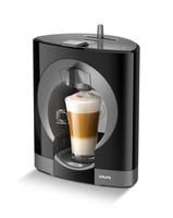 Coffee machine Krups KP1108 | black Kafijas automāts